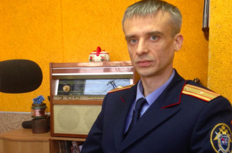 Кто начальник службы собственной безопасности по московской области