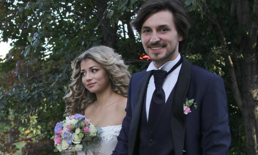 На свадьбе актеров сериала