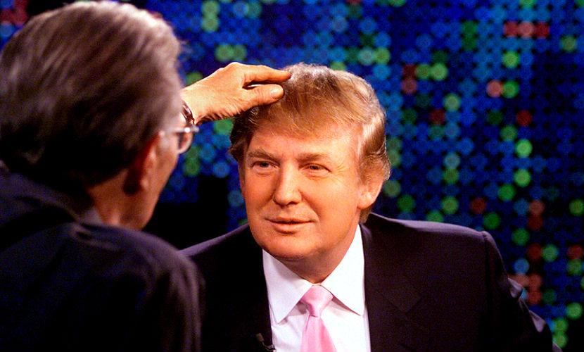 Кандидат в президенты США продал права на конкурс
