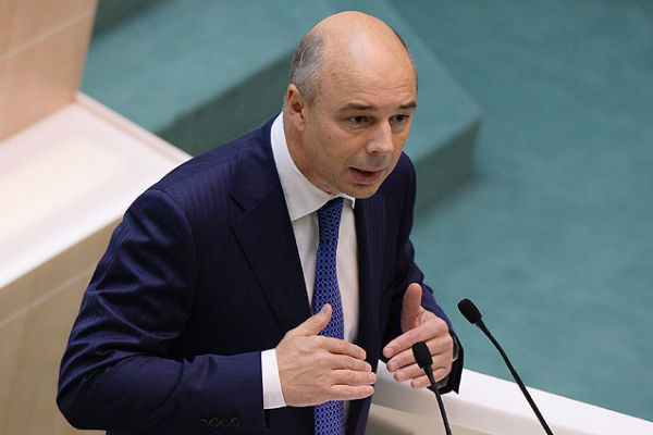 Силуанов: Россия не согласится на списание украинского долга