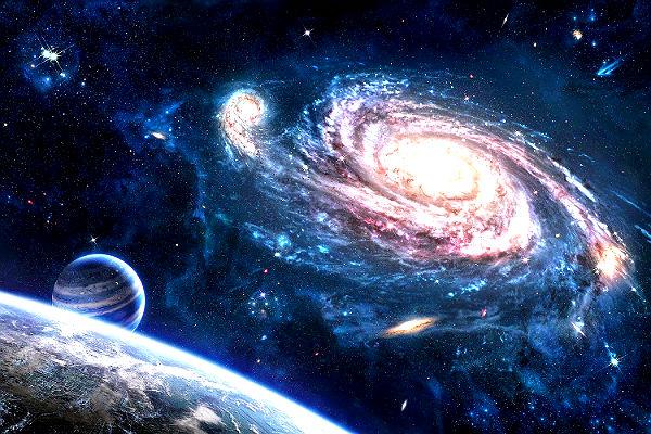 Самая дальняя галактика обнаружена астрономами