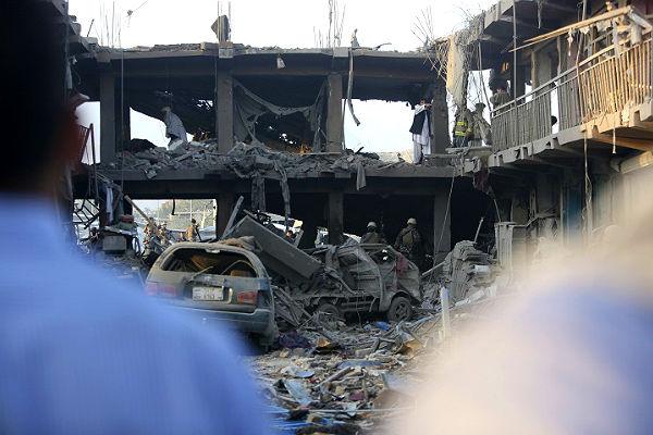 Прогремел новый взрыв в Кабуле, 8 погибших