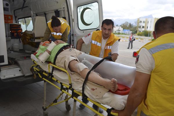 10 раненых в ДТП россиян остаются в больницах Турции
