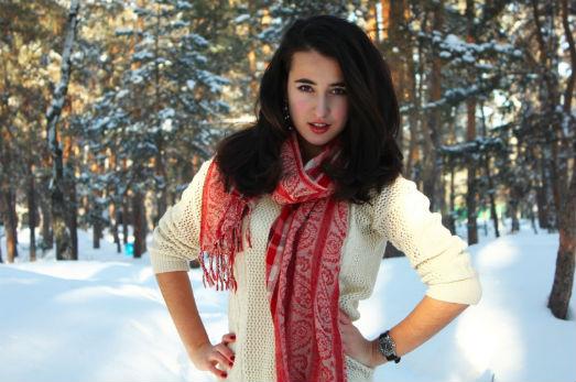Спортсменка фото русская любительское видео