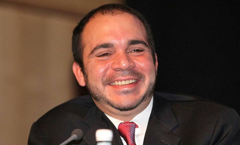 Принц Иордании решил занять пост президента ФИФА