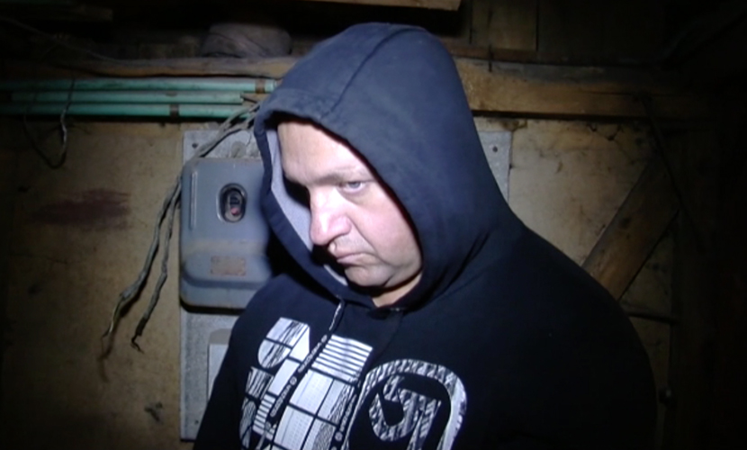 Опубликовано видео задержания актера-наркоторговца, снявшегося в