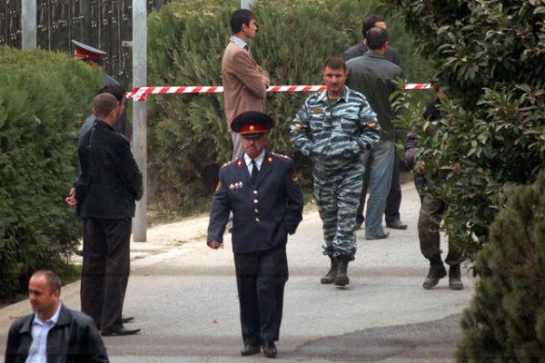 Напавшие на МВД Таджикистана бандиты блокированы в ущелье