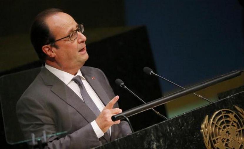 Франсуа Олланд отказался от сотрудничества с Россией в случае поддержки Асада
