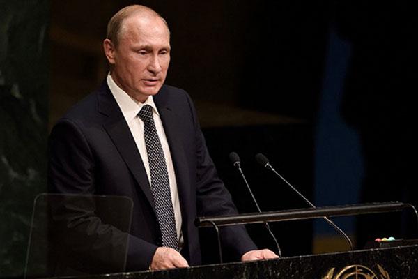 Путин назвал действия Франции, Австралии и США в Сирии незаконными