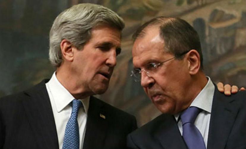 Лавров объяснил Керри причины поставки российской военной техники в Сирию