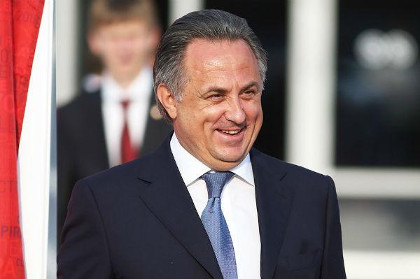 Мутко официально стал президентом Российского футбольного союза