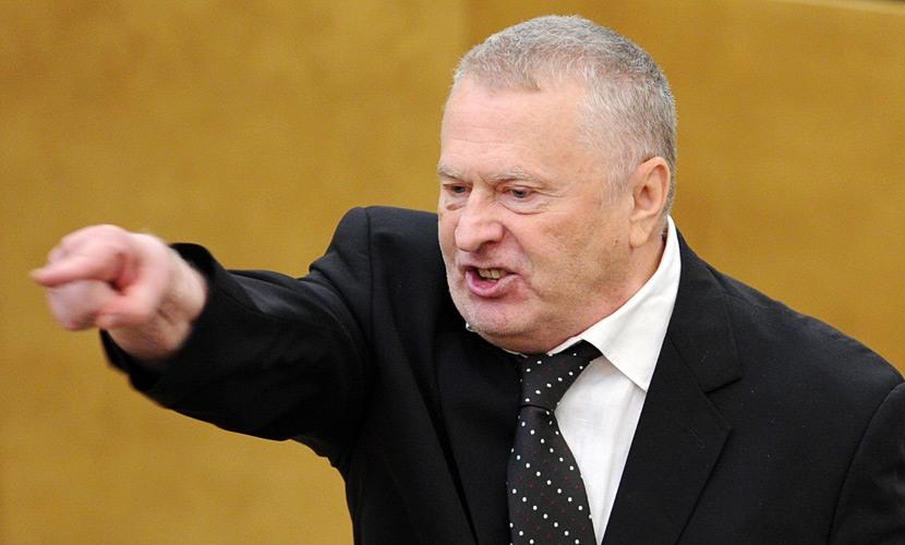 Партия Жириновского отказалась признать выборы главы Амурской области