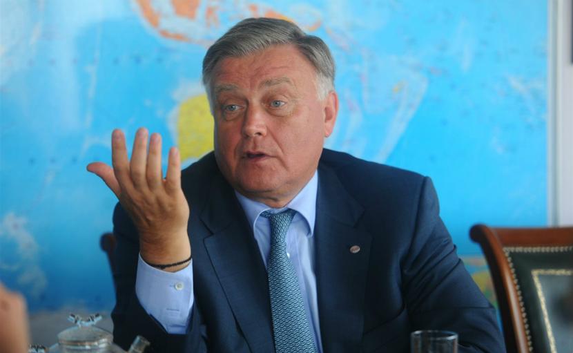 Якунин отказался стать членом Совета Федерации