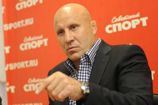 США отказали в визе президенту Федерации спортивной борьбы РФ