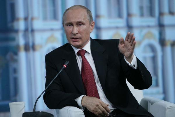 Путин объявил курс на независимость бюджета от нефти