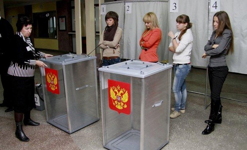 Кузбасс стал чемпионом по явке избирателей