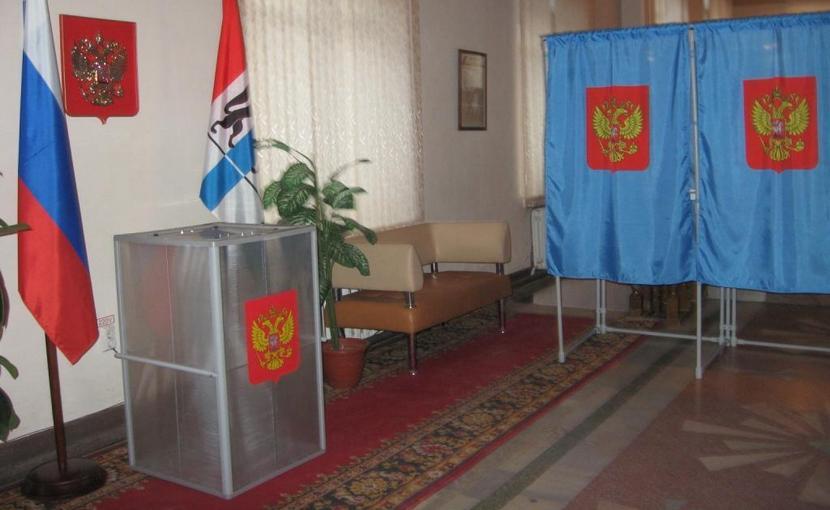 Избирательные участки закрылись по всей России, кроме Калининградской области
