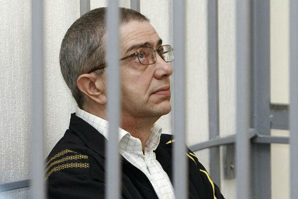 Осужденного на 12 лет экс-мэра Томска выпустили по УДО