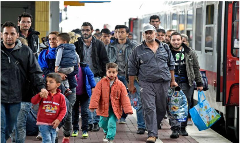 Кризис с беженцами в ЕС - это американский план Б
