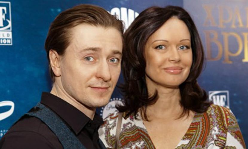 Сергей и Ирина Безруковы объявили о разводе