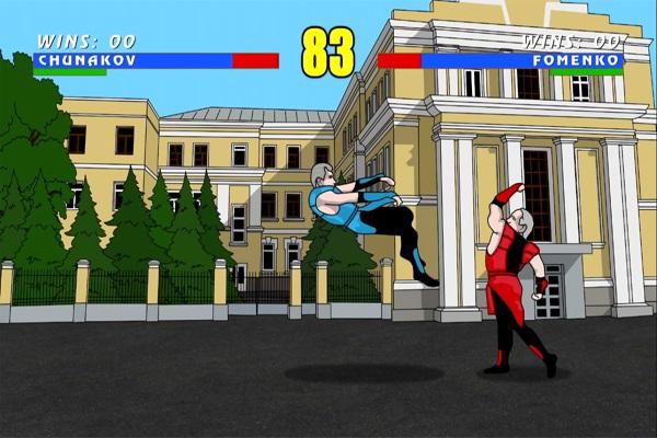 Чиновники Волгограда стали героями политического Mortal Kombat
