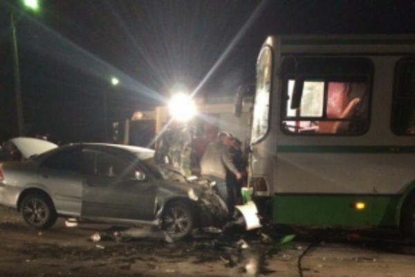 Из-за лихача 4-летняя девочка погибла в ДТП с рейсовым автобусом в Магнитогорске