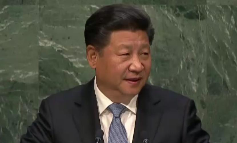Китай сформирует фонд объемом миллиард долларов для помощи ООН