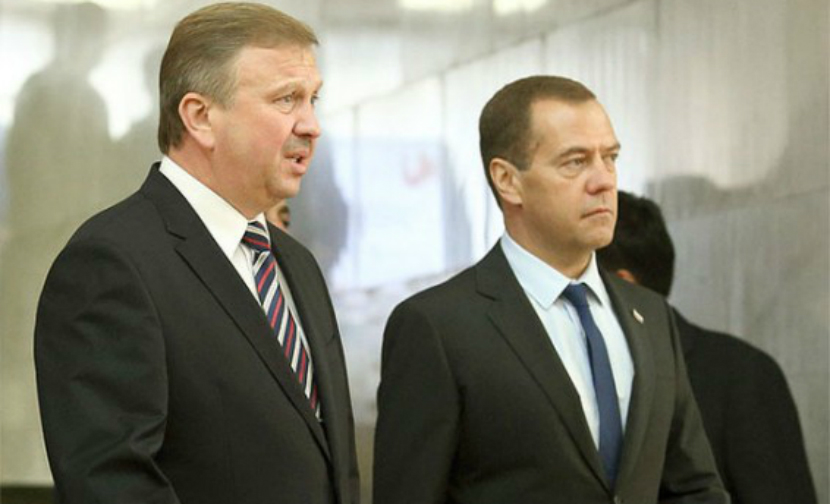 Медведев требует введения общей визы с Белоруссией для борьбы с нелегалами