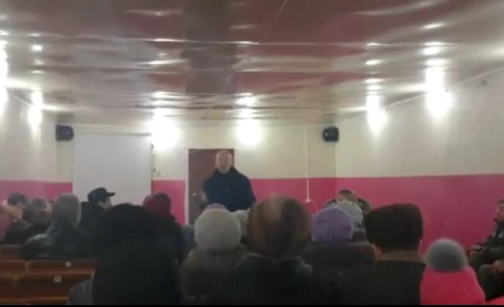 «Блокнот» публикует видео последнего выступления маньяка-правдоискателя