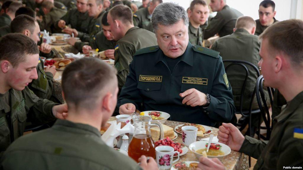 Украина приблизилась к стандартам НАТО: армию будут кормить так же