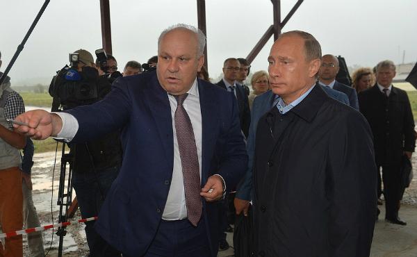 Путин и Зимин