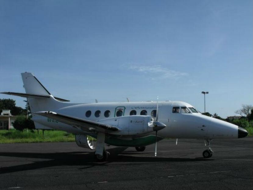 Самолет с экипажем и медиками пропал с радаров в Сенегале