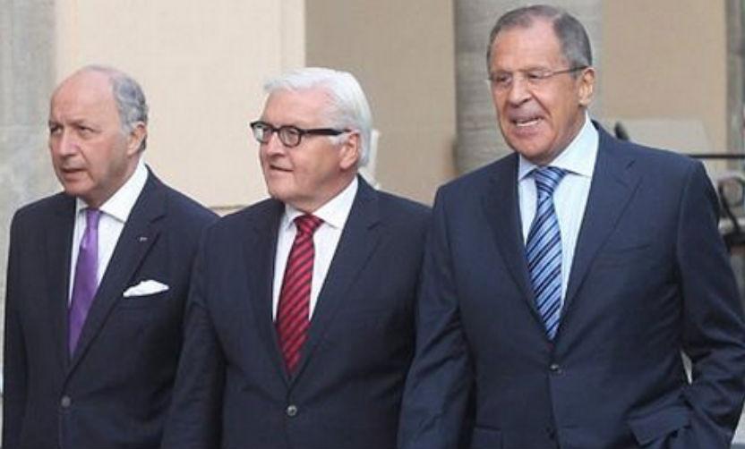 Лаврову и его коллегам пришлось ждать главу МИД Украины на встрече