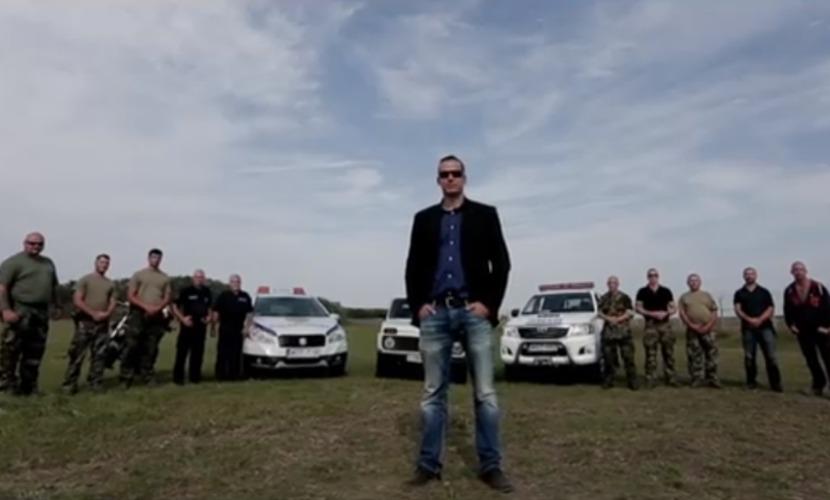Мэр венгерского городка снял видеоролик в качестве послания мигрантам