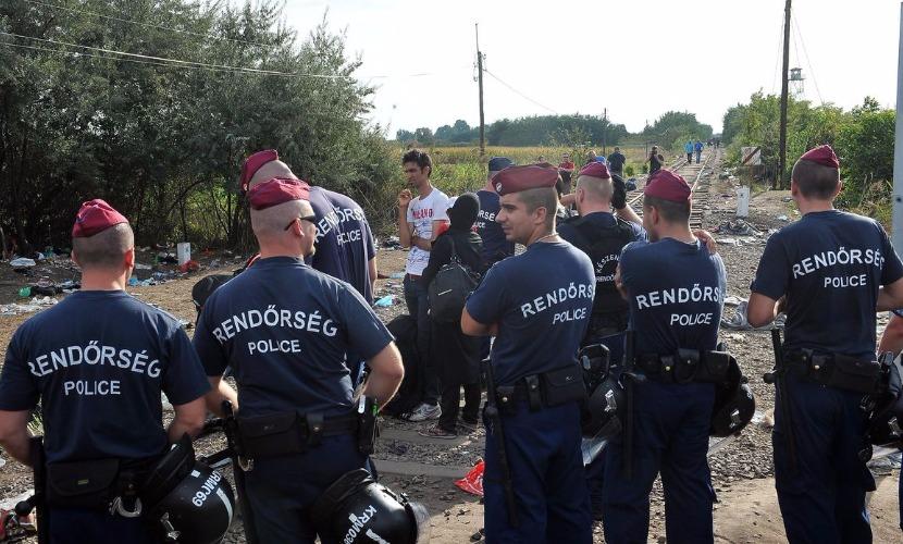 Венгрия ужесточила законы в отношении беженцев