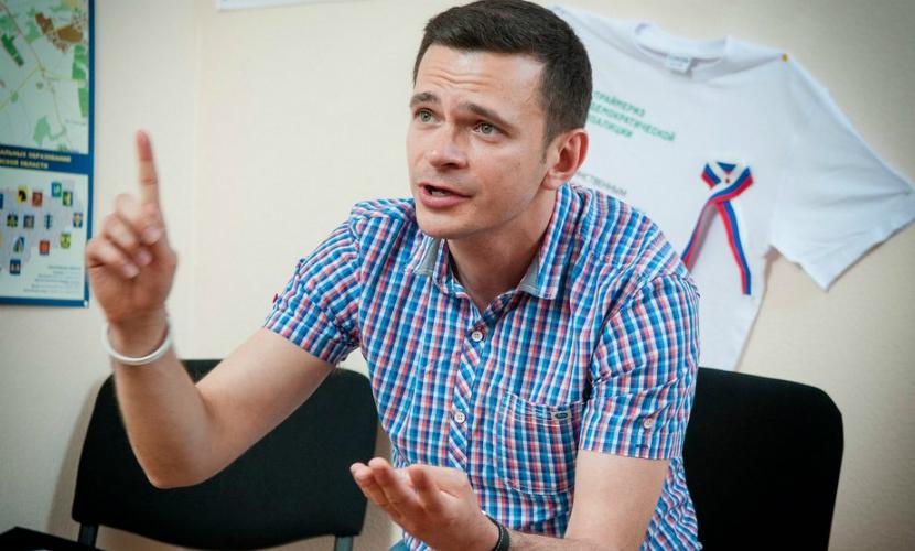 Яшин опроверг встречу с американскими дипломатами в Костроме