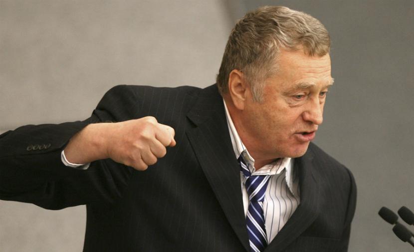 Жириновский хочет отрезать депутатам пятую часть зарплаты