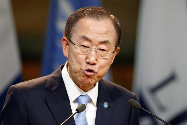 Пан Ги Мун считает, что Путин и Обама смогут договориться