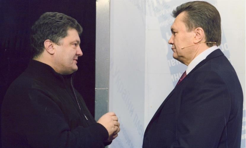 Порошенко подарил Януковичу картину Айвазовского за 1,8 млн долларов