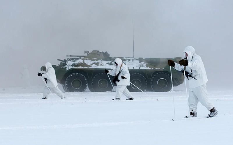 Россия обогнала Запад в освоении Арктики
