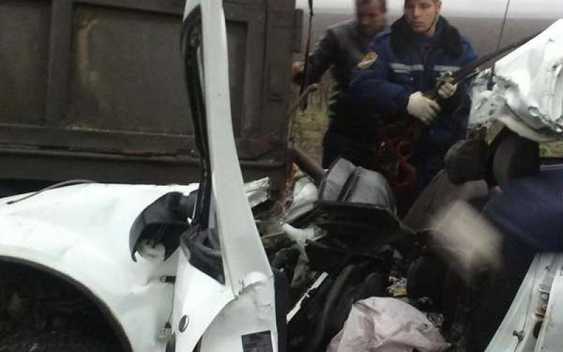 4 человека погибли в ДТП с фурой в Подмосковье