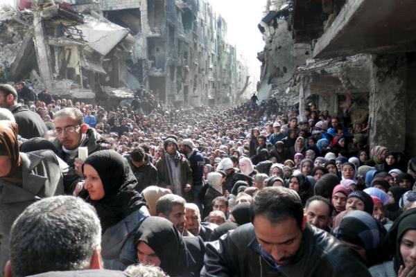 Власти объединенной Европы не смогли договориться о распределении 120 тысяч беженцев