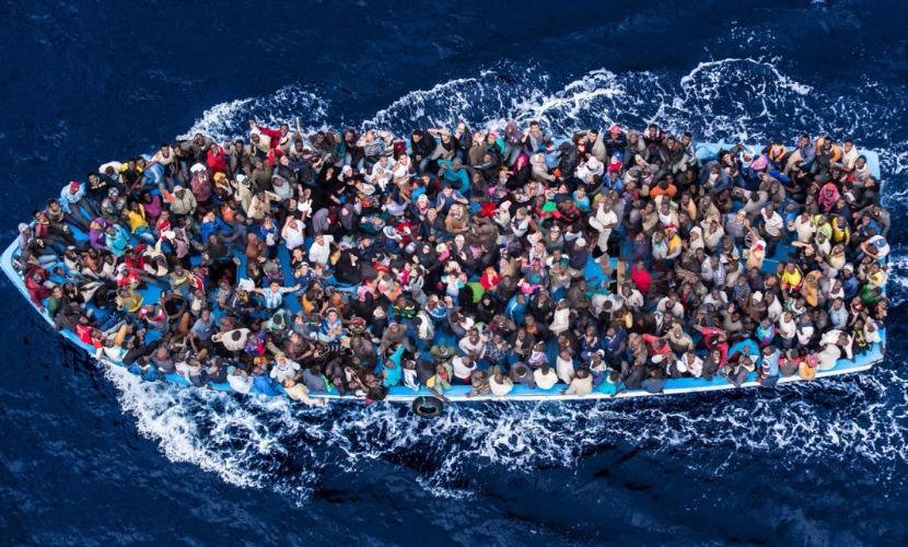 Почти три тысячи беженцев погибли, пытаясь попасть в Европу