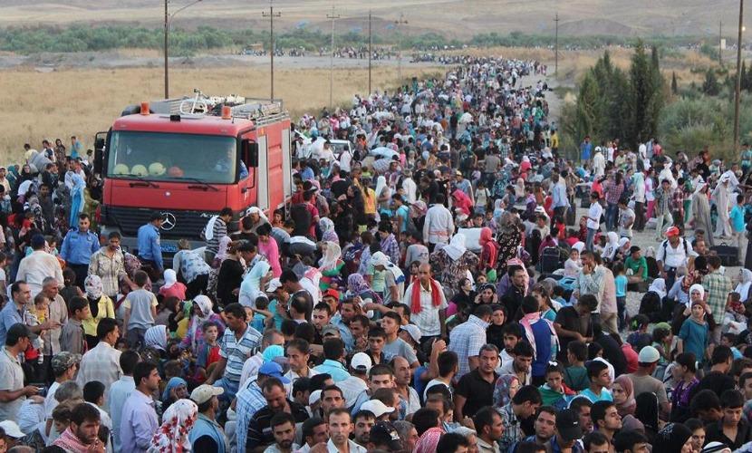 Ежедневно в Европу прибывают 8 тысяч беженцев, - ООН