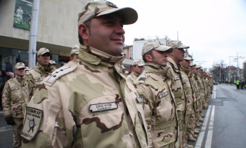 Болгарские военные усилили границу с Турцией