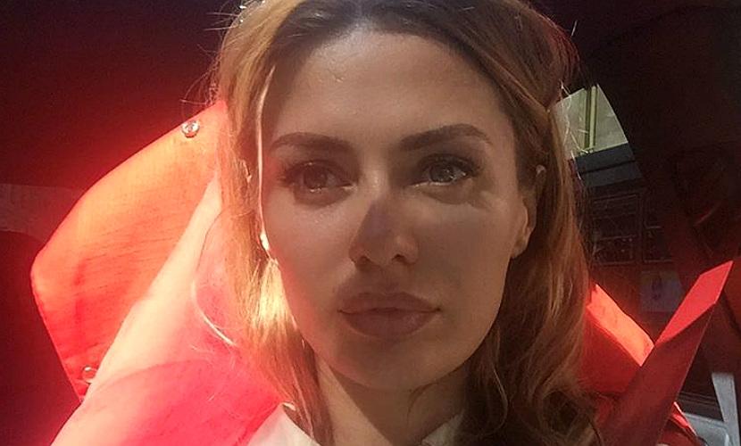 Виктория Боня приобщает мужа к сыроедению