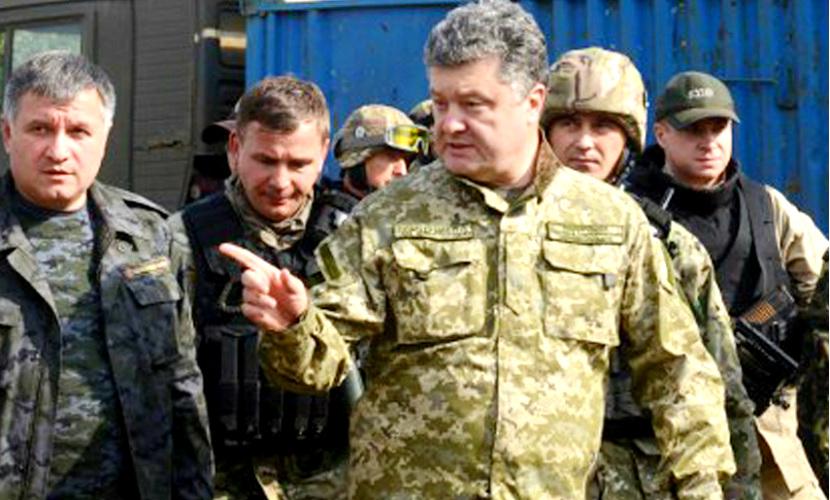 Чешские политики из «черного списка» обвинили Порошенко в зверствах в Донбассе