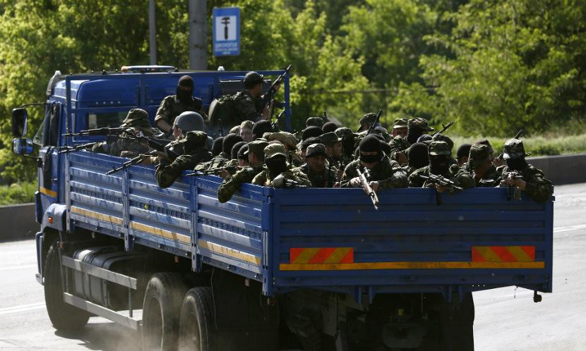 Иностранцы в рядах ополчения Донбасса предотвращают третью мировую войну, - The Guardian