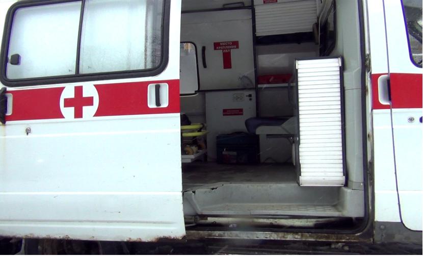 BMW с тремя полицейскими рухнул в 20-метровую пропасть в Дагестане