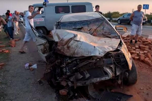 Число жертв в ДТП на Кубани возросло, возбуждено дело